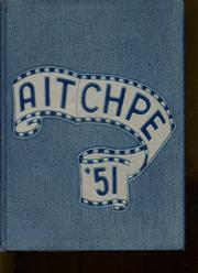 Hyde Park High School - Aitchpe Yearbook (Chicago, IL) online yearbook collection, 1951 Edition, Page 1