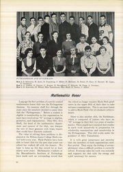 Page 102, 1951 Edition, Hyde Park High School - Aitchpe Yearbook (Chicago, IL) online yearbook collection