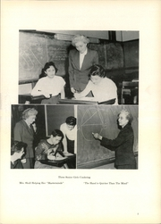 Page 11, 1951 Edition, Hyde Park High School - Aitchpe Yearbook (Chicago, IL) online yearbook collection