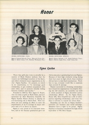 Page 96, 1951 Edition, Hyde Park High School - Aitchpe Yearbook (Chicago, IL) online yearbook collection