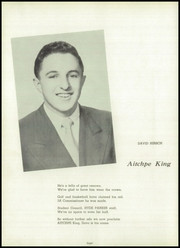 Page 12, 1952 Edition, Hyde Park High School - Aitchpe Yearbook (Chicago, IL) online yearbook collection