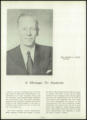 Page 16, 1952 Edition, Hyde Park High School - Aitchpe Yearbook (Chicago, IL) online yearbook collection