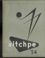 Hyde Park High School - Aitchpe Yearbook (Chicago, IL) online yearbook collection, 1954 Edition, Page 1