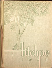 Hyde Park High School - Aitchpe Yearbook (Chicago, IL) online yearbook collection, 1955 Edition, Page 1