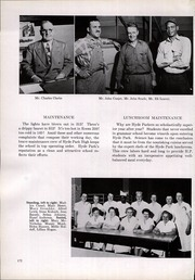Page 176, 1955 Edition, Hyde Park High School - Aitchpe Yearbook (Chicago, IL) online yearbook collection