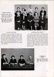 Page 21, 1955 Edition, Hyde Park High School - Aitchpe Yearbook (Chicago, IL) online yearbook collection
