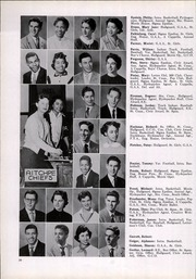 Page 34, 1955 Edition, Hyde Park High School - Aitchpe Yearbook (Chicago, IL) online yearbook collection