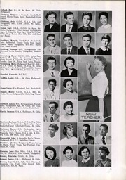 Page 35, 1955 Edition, Hyde Park High School - Aitchpe Yearbook (Chicago, IL) online yearbook collection