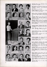 Page 36, 1955 Edition, Hyde Park High School - Aitchpe Yearbook (Chicago, IL) online yearbook collection