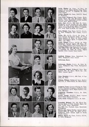 Page 38, 1955 Edition, Hyde Park High School - Aitchpe Yearbook (Chicago, IL) online yearbook collection
