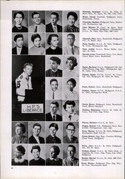Page 40, 1955 Edition, Hyde Park High School - Aitchpe Yearbook (Chicago, IL) online yearbook collection
