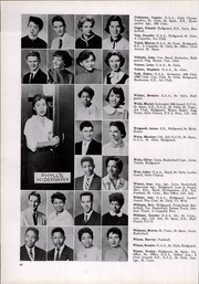 Page 44, 1955 Edition, Hyde Park High School - Aitchpe Yearbook (Chicago, IL) online yearbook collection