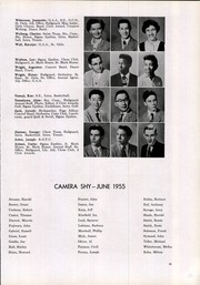 Page 45, 1955 Edition, Hyde Park High School - Aitchpe Yearbook (Chicago, IL) online yearbook collection