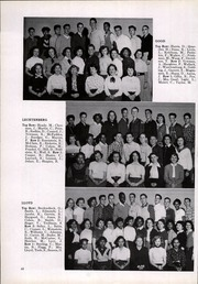 Page 72, 1955 Edition, Hyde Park High School - Aitchpe Yearbook (Chicago, IL) online yearbook collection