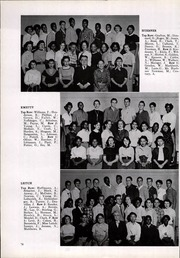 Page 82, 1955 Edition, Hyde Park High School - Aitchpe Yearbook (Chicago, IL) online yearbook collection