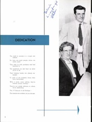 Page 10, 1957 Edition, Hyde Park High School - Aitchpe Yearbook (Chicago, IL) online yearbook collection