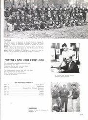 Page 123, 1957 Edition, Hyde Park High School - Aitchpe Yearbook (Chicago, IL) online yearbook collection