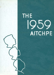 Hyde Park High School - Aitchpe Yearbook (Chicago, IL) online yearbook collection, 1959 Edition, Page 1
