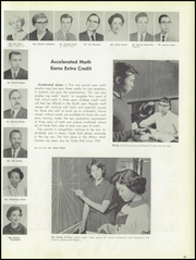 Page 35, 1960 Edition, Hyde Park High School - Aitchpe Yearbook (Chicago, IL) online yearbook collection