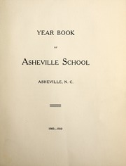 Page 3, 1910 Edition, Asheville School - Blue and White Yearbook (Asheville, NC) online yearbook collection