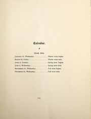 Page 5, 1910 Edition, Asheville School - Blue and White Yearbook (Asheville, NC) online yearbook collection