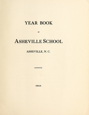 Page 5, 1924 Edition, Asheville School - Blue and White Yearbook (Asheville, NC) online yearbook collection