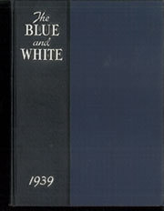 1939 Edition, Asheville High School - Blue and White Yearbook (Asheville, NC)