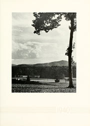 Page 15, 1940 Edition, Asheville School - Blue and White Yearbook (Asheville, NC) online yearbook collection
