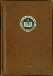 1941 Edition, Asheville High School - Blue and White Yearbook (Asheville, NC)