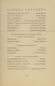 Page 17, 1941 Edition, Asheville School - Blue and White Yearbook (Asheville, NC) online yearbook collection