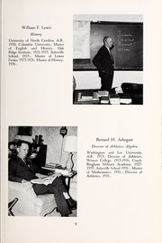 Page 13, 1963 Edition, Asheville School - Blue and White Yearbook (Asheville, NC) online yearbook collection