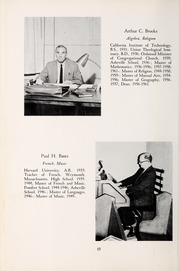 Page 14, 1963 Edition, Asheville School - Blue and White Yearbook (Asheville, NC) online yearbook collection