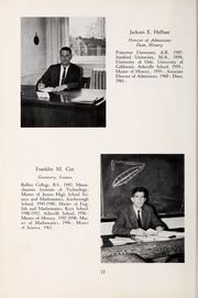 Page 16, 1963 Edition, Asheville School - Blue and White Yearbook (Asheville, NC) online yearbook collection