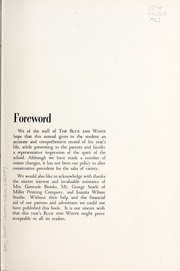 Page 7, 1963 Edition, Asheville School - Blue and White Yearbook (Asheville, NC) online yearbook collection