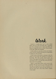 Page 10, 1942 Edition, Abraham Lincoln High School - Roundup Yearbook (San Francisco, CA) online yearbook collection