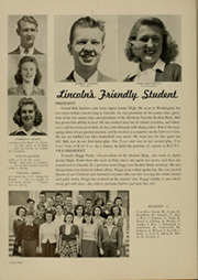 Page 14, 1942 Edition, Abraham Lincoln High School - Roundup Yearbook (San Francisco, CA) online yearbook collection