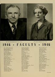 Page 13, 1946 Edition, Abraham Lincoln High School - Roundup Yearbook (San Francisco, CA) online yearbook collection