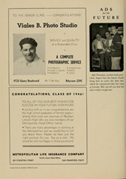 Page 130, 1946 Edition, Abraham Lincoln High School - Roundup Yearbook (San Francisco, CA) online yearbook collection
