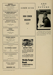 Page 136, 1946 Edition, Abraham Lincoln High School - Roundup Yearbook (San Francisco, CA) online yearbook collection