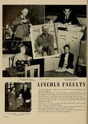 Page 14, 1946 Edition, Abraham Lincoln High School - Roundup Yearbook (San Francisco, CA) online yearbook collection