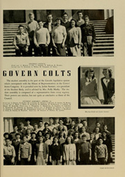 Page 21, 1946 Edition, Abraham Lincoln High School - Roundup Yearbook (San Francisco, CA) online yearbook collection