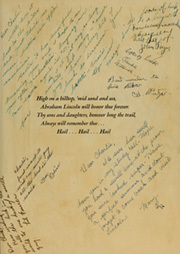 Page 3, 1946 Edition, Abraham Lincoln High School - Roundup Yearbook (San Francisco, CA) online yearbook collection