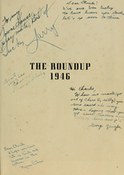 Page 5, 1946 Edition, Abraham Lincoln High School - Roundup Yearbook (San Francisco, CA) online yearbook collection