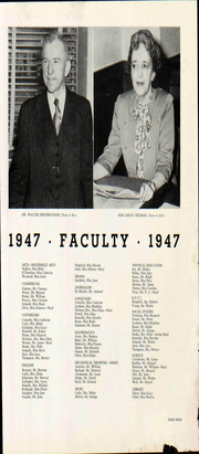 Page 15, 1947 Edition, Abraham Lincoln High School - Roundup Yearbook (San Francisco, CA) online yearbook collection