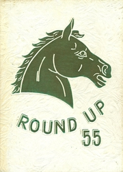 Abraham Lincoln High School - Roundup Yearbook (San Francisco, CA) online yearbook collection, 1955 Edition, Page 1