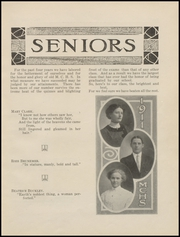 Page 13, 1911 Edition, Independence High School - Orange and Black Yearbook (Independence, KS) online yearbook collection