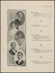 Page 14, 1911 Edition, Independence High School - Orange and Black Yearbook (Independence, KS) online yearbook collection