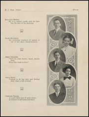 Page 15, 1911 Edition, Independence High School - Orange and Black Yearbook (Independence, KS) online yearbook collection