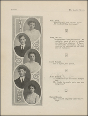 Page 16, 1911 Edition, Independence High School - Orange and Black Yearbook (Independence, KS) online yearbook collection