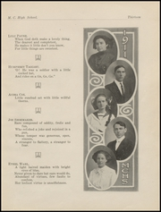 Page 17, 1911 Edition, Independence High School - Orange and Black Yearbook (Independence, KS) online yearbook collection